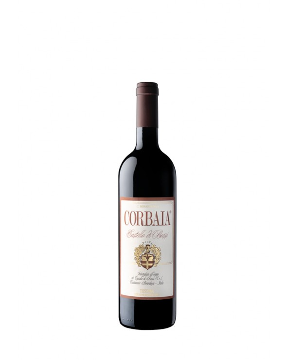 Corbaia | E-shop Delivery | shopbacciwines.it | Castello di