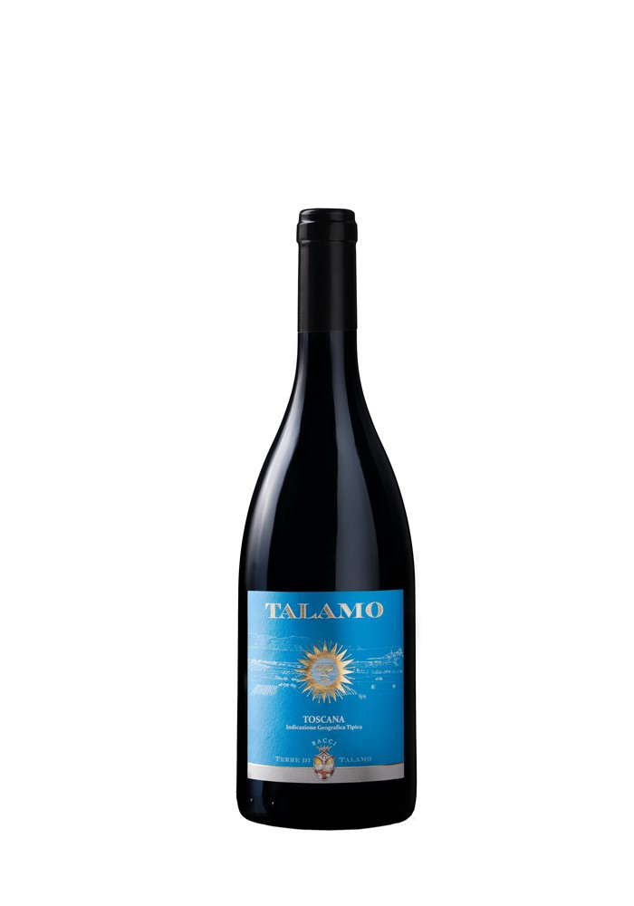 Talamo | E-shop Delivery | shopbacciwines.it | Castello di Bossi