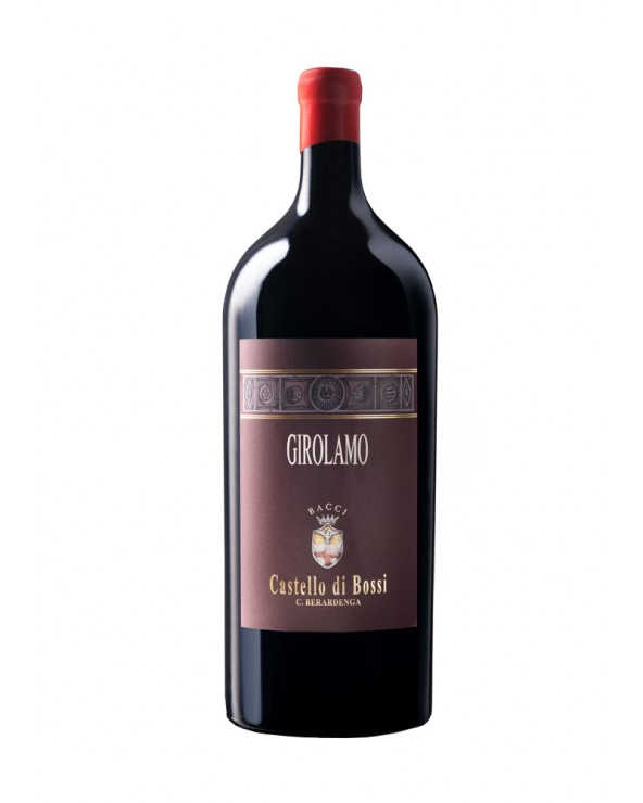 Girolamo | E-shop Delivery | shopbacciwines.it | Castello di