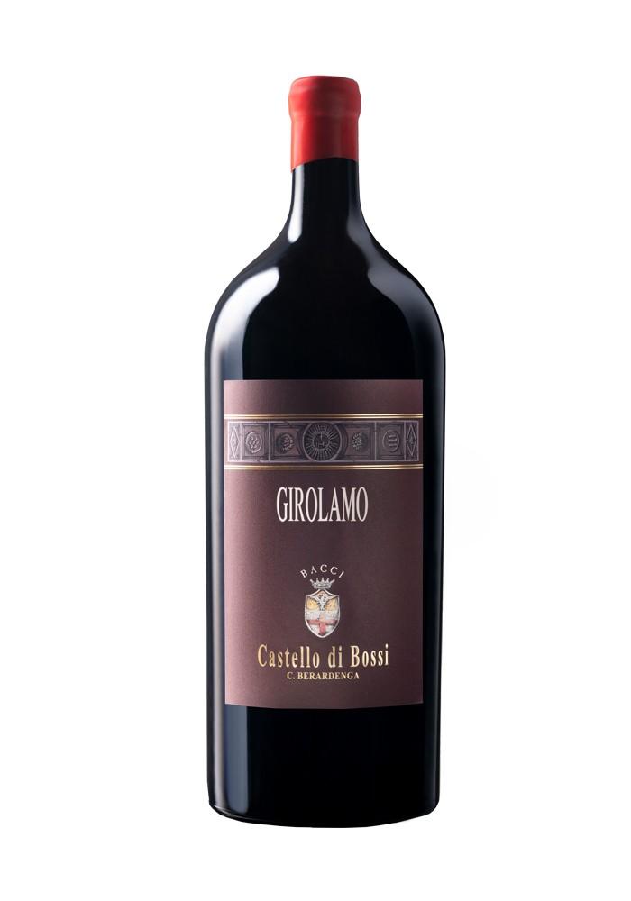 Girolamo | E-shop Delivery | shopbacciwines.it | Castello di